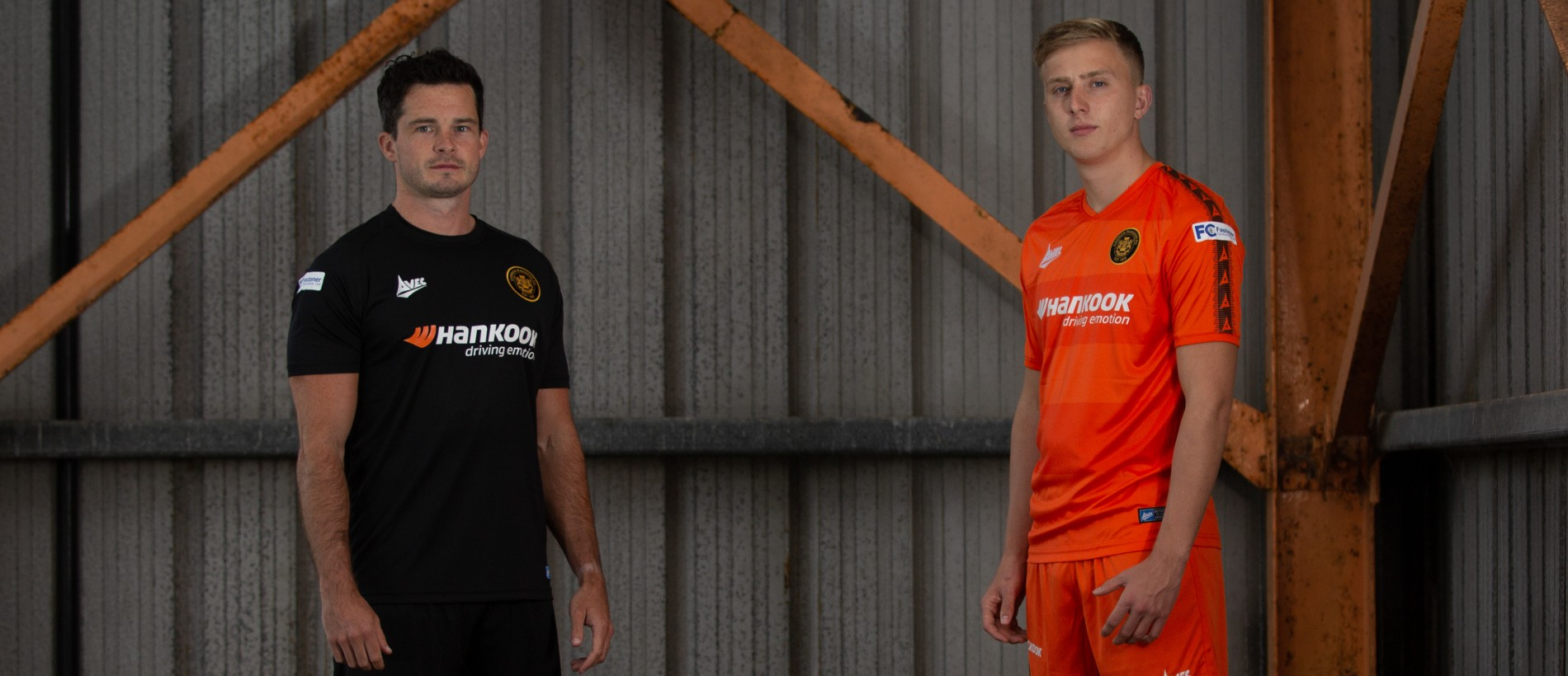 Carrick Rangers New Kit Range 2020/21